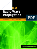Essentials of Radio Wave Propagation