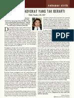 Varia Advokat Edisi September 2011