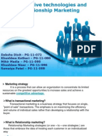 Final Relationship Marketing and E- Comm FILEminimizer