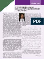 Varia Advokat Edisi Oktober 2011
