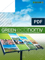 Towards a Green Economy. Pathways to sustainable and poverty eradication