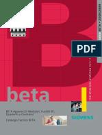 Catalogo Tecnico Completo BETA