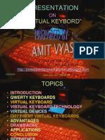 Presentation Virtual Keybord