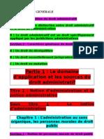 Plan Droit Administratif[1]