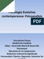 Psicologia Evolutiva contemporanea