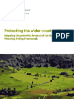 Protecting the Wider Countryside
