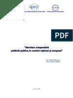 Studiul Politici Publice 30.03
