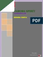 Zamora Spirit, Cuadernillos. (Semana Santa)