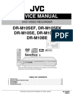 jvc dr mv1 videocassette recorder electrical connector rh scribd com jvc dr-mv1 manual jvc dr mv1 service manual
