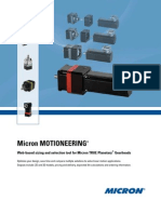 Micron Motioneering Bren