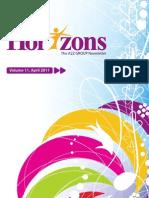 Horizons Vol11