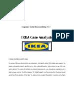 IKEA Case Analysis