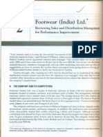 Distribution Management Case