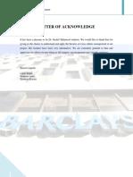 Internship report on Barclays Pakistan | Barclays | Lehman Brothers