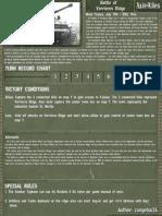 Battle of Verrieres Ridge (19-25/7/1944)