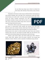 Mineral Sulfida