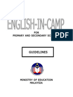 English in Camp 1