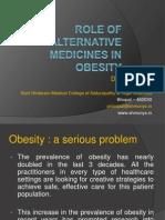 Alternative Medicine in Obesity