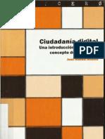 Robles, J.M. - Ciudadania Digital