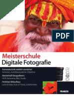 Meisterschule Digitale Fotografie - Klaus Kinder Mann & Reinhard Wagner