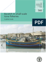 Bycatch in Small-scale Tuna Fisheries