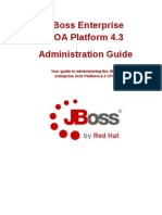 JBoss Enterprise SOA Platform 4.3 Administration Guide en US