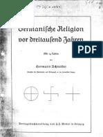 schneider 1934 - germanische religion vor dreitausend jahren