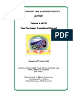 Pani Panchayat Operational Manual