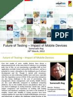 BugDebug-Mobility Testing (Calsoft Labs)