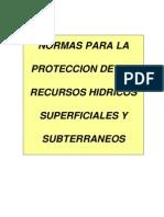 Decreto 415-99 - Agua