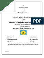 Mts Report Kk