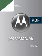 Motorola Handsfree