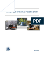 2010 Minneapolis Streetcar Funding Study