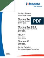 Tsl17 Parts