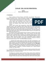 Liberalisasi Islam Di Indonesia