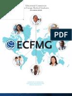 ECFMG 2010 Annual Report