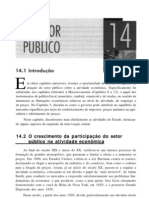 Fundamentos Da Economia Setor Publico Cap.14