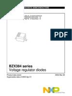 Bzx384 Series