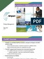 FlexNET Backhaul Product Overview v1