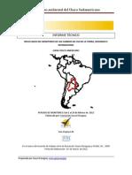 Monitoreo ambiental del Chaco Sudamericano