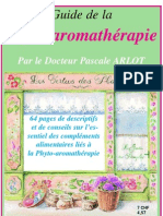 Arlot-Guide de La Phyto-Aromatherapie