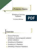Shielding of Ionizing Radiation