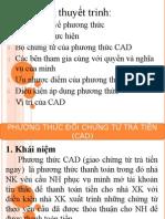 CAD thuyết trình