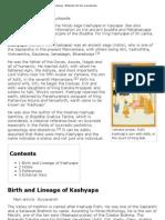 Kashyap - Wikipedia, The Free Encyclopedia