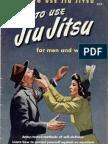 How to Use Jiu Jitsu