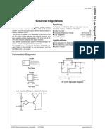 Datasheet Regulator