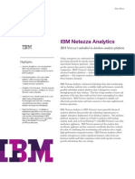 IBM Netezza Analytics USEN