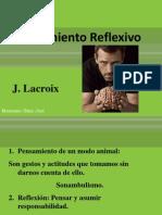 Pensamiento Reflexivo