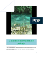 Guia de Conservacion de Paisaje INTA a