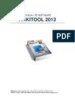 Manual de Instalacion y Uso de ARKITool 2012_pt